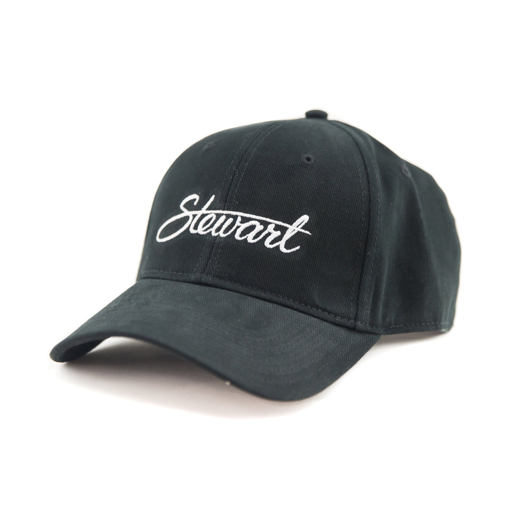 STEWART Surfboards EMBROIDERED ADJUSTABLE HAT