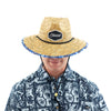 STEWART SEAZ STRAW LIFEGUARD HAT