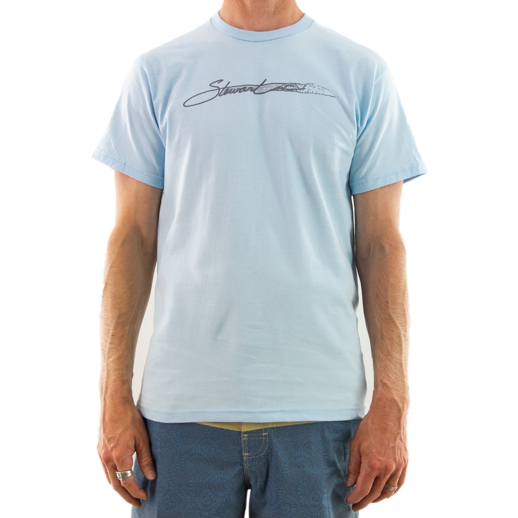 STEWART MEN'S SKETCH S/S T-SHIRT