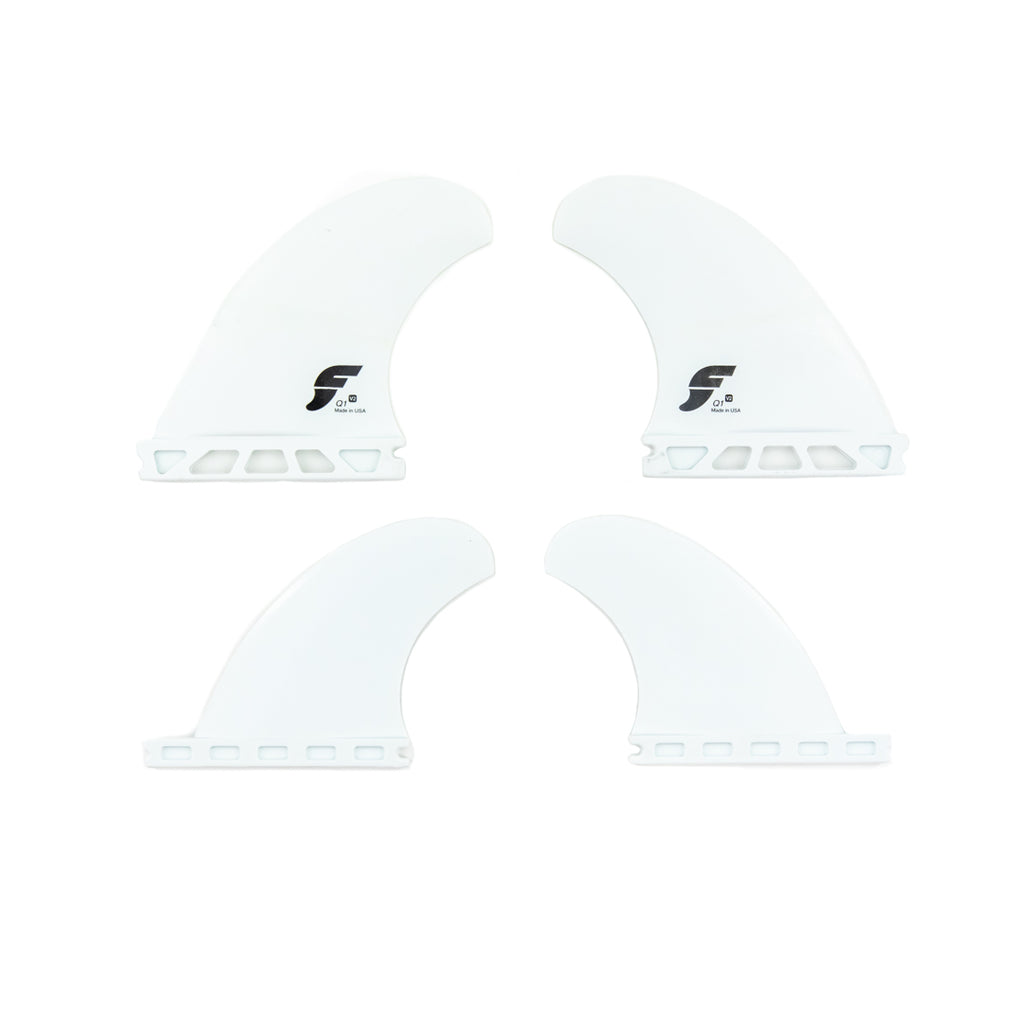 FUTURES FINS COMPOSITE Q1 QUAD FIN SET