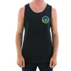 STEWART MEN'S RETRO SS CIRCLE TANK TOP
