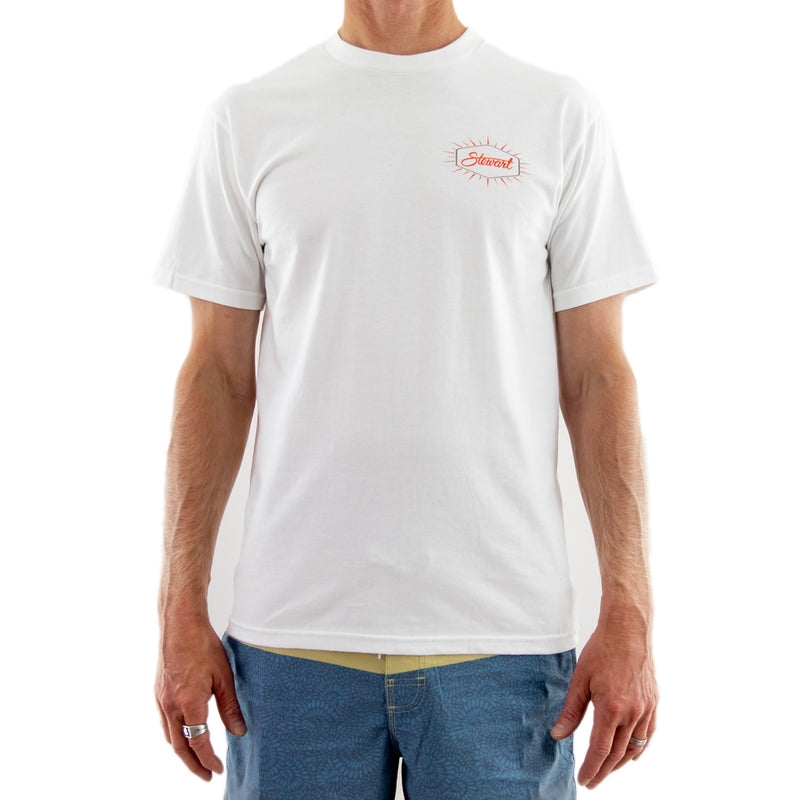 STEWART MEN'S BURST S/S T-SHIRT