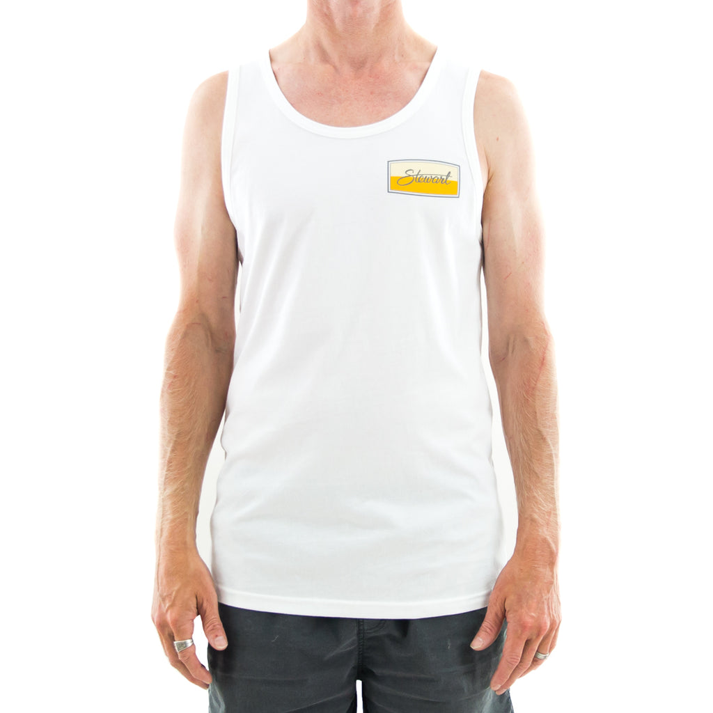 STEWART MEN'S HORIZON TANK TOP