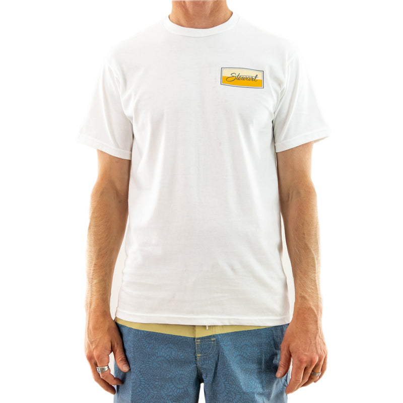 STEWART MEN'S HORIZON S/S T-SHIRT