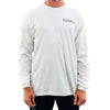 STEWART MEN'S OVAL L/S T-SHIRT