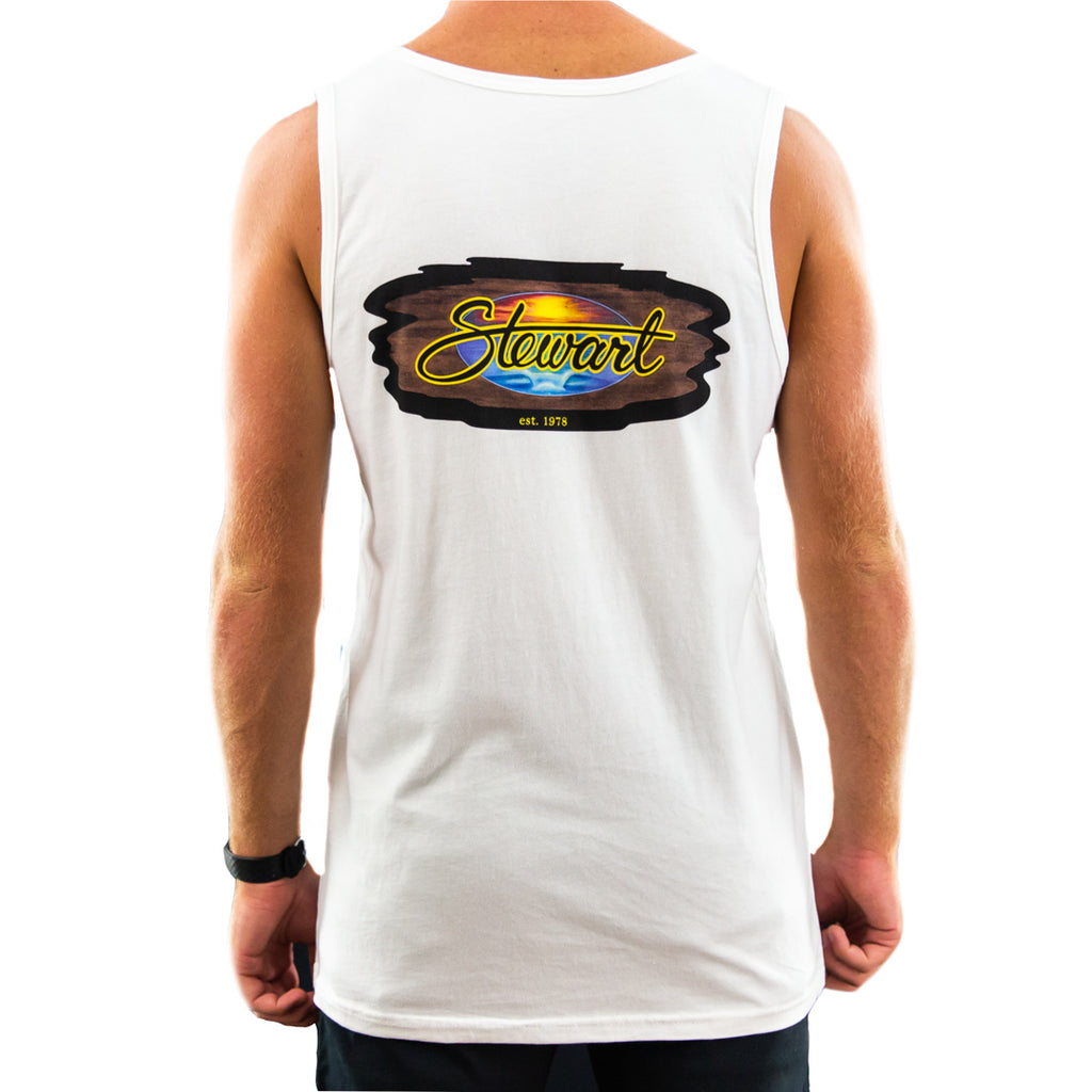 STEWART MEN'S HERITAGE TANK TOP