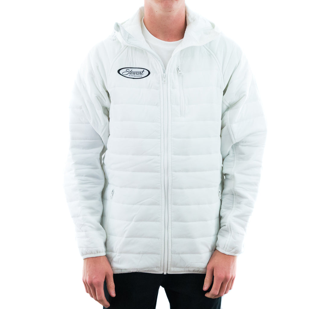 STEWART SLEEPING BAG PUFF JACKET