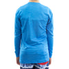 STEWART YOUTH HYBRID L/S TECH T-SHIRT