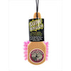 SURF BRUSH - PLASTIC SHORT HANDLE