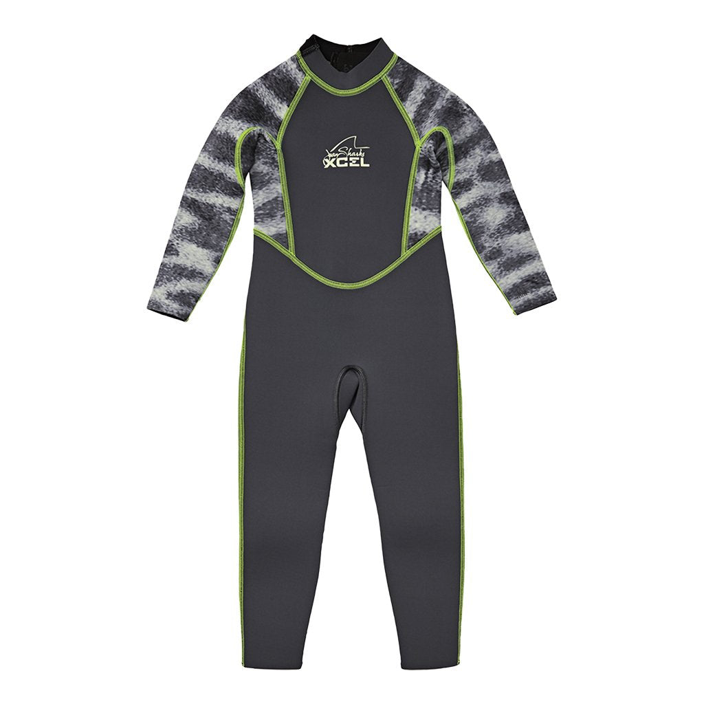 XCEL TODDLER WATER INSPIRED 3MM FULLSUIT