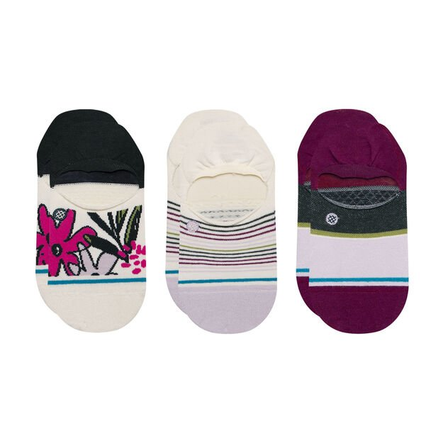 STANCE SOLE MATE WOMEN'S NO SHOW SOCK - 3 PACK