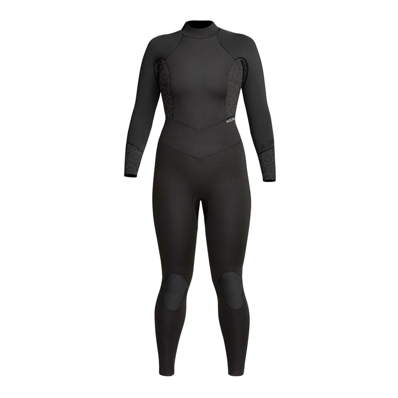 XCEL WETSUITS WOMEN'S AXIS 4/3mm BACK ZIP FULLSUIT