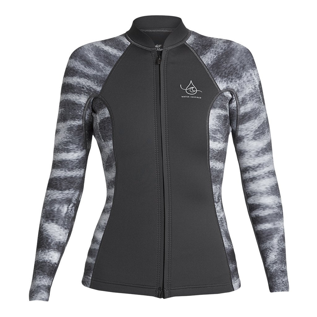 XCEL WOMEN'S WATER INSPIRED AXIS 2/1mm L/S FRONT ZIP