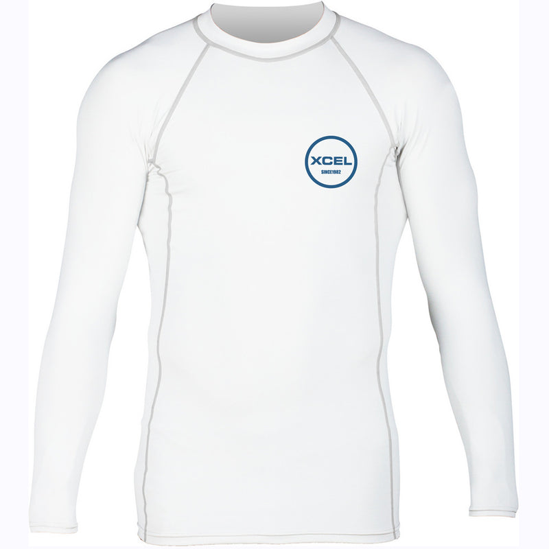XCEL MENS ALEX L/S UV TOP