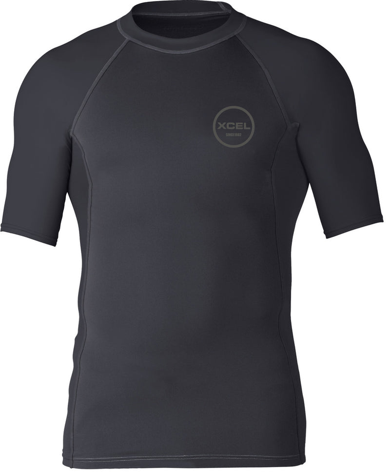 XCEL MENS ALEX S/S UV TOP