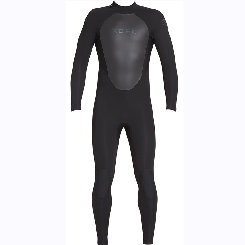 XCEL MEN'S AXIS BACK ZIP 4/3 FULLSUIT FA18