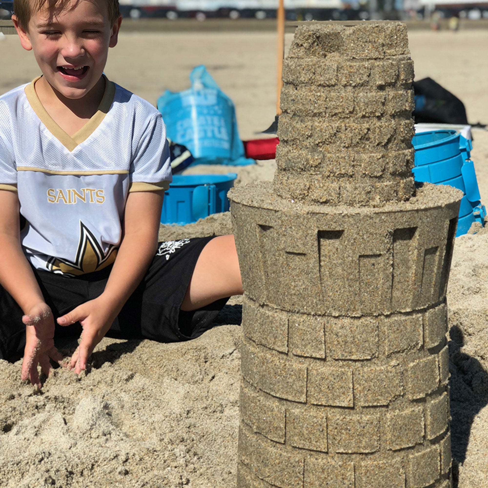 CREATE A CASTLE DELUXE TOWER KIT