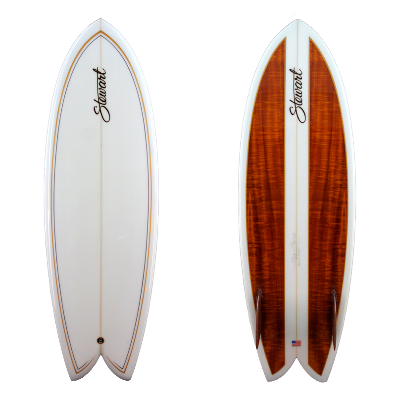 5'0 Bill Stewart Hand Shape B#112266