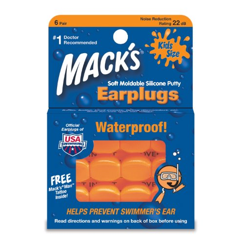 KIDS MACKS PILLOW SOFT EAR PLUGS