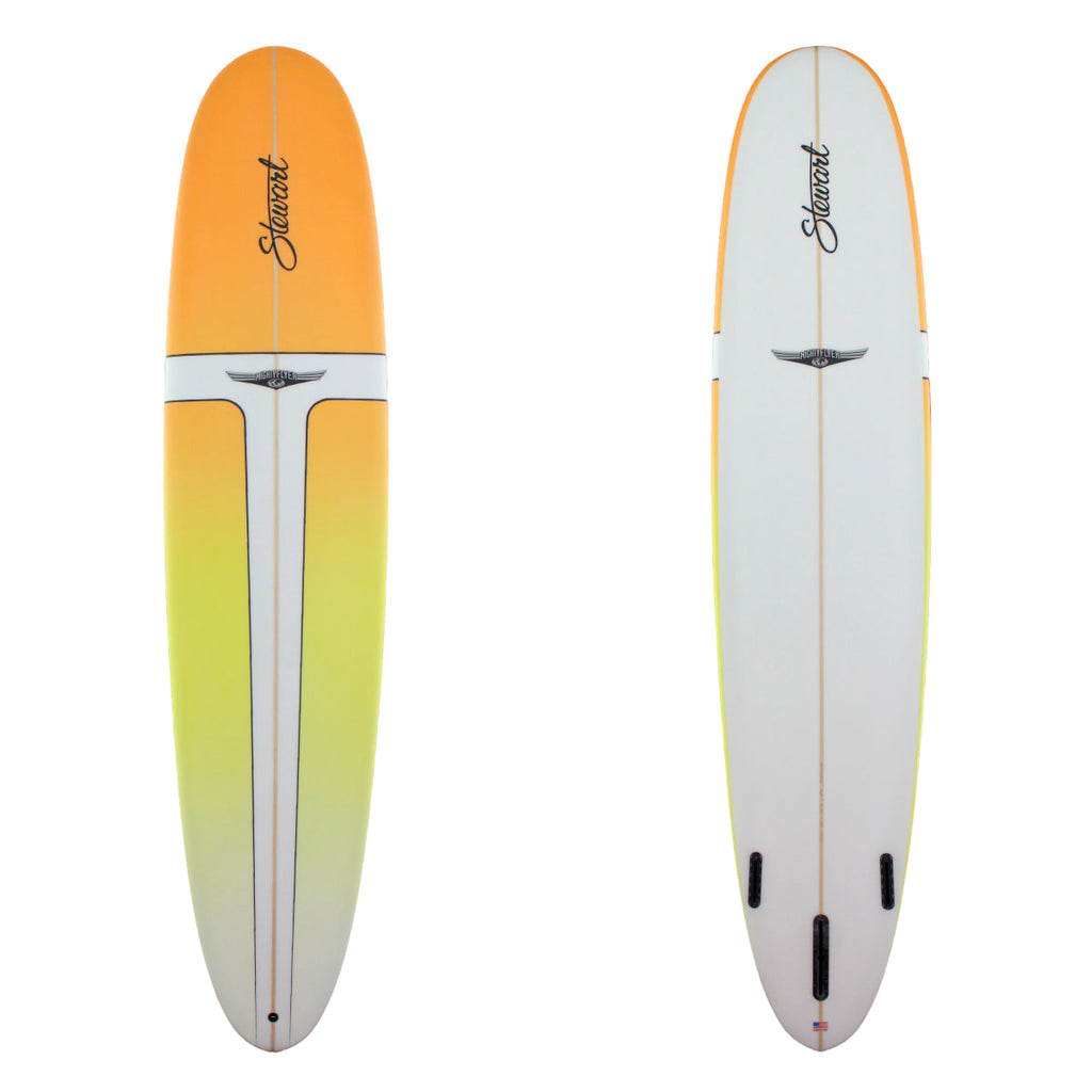 "9'0 MIGHTY FLYER B#117451 (9'0, 22 5/8"", 2 5/8"") SANDED"