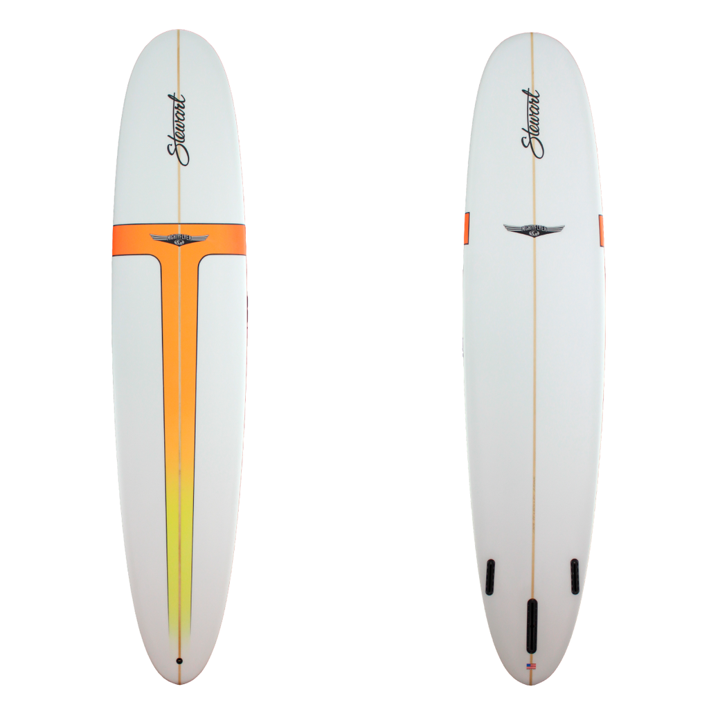 "9'2 MIGHTY FLYER B#113679 (9'2"", 22 3/4"", 2 3/4"") SANDED"