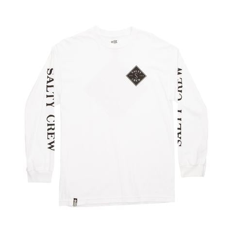 SALTY CREW TIPPET TWO TONE L/S TEE