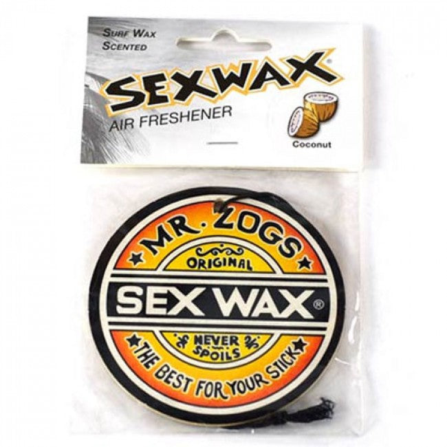 SEX WAX COCONUT AIR FRESHENER