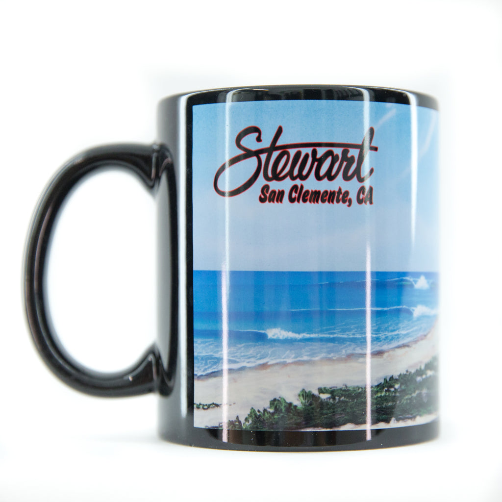 TRESTLES ART COFFEE MUG