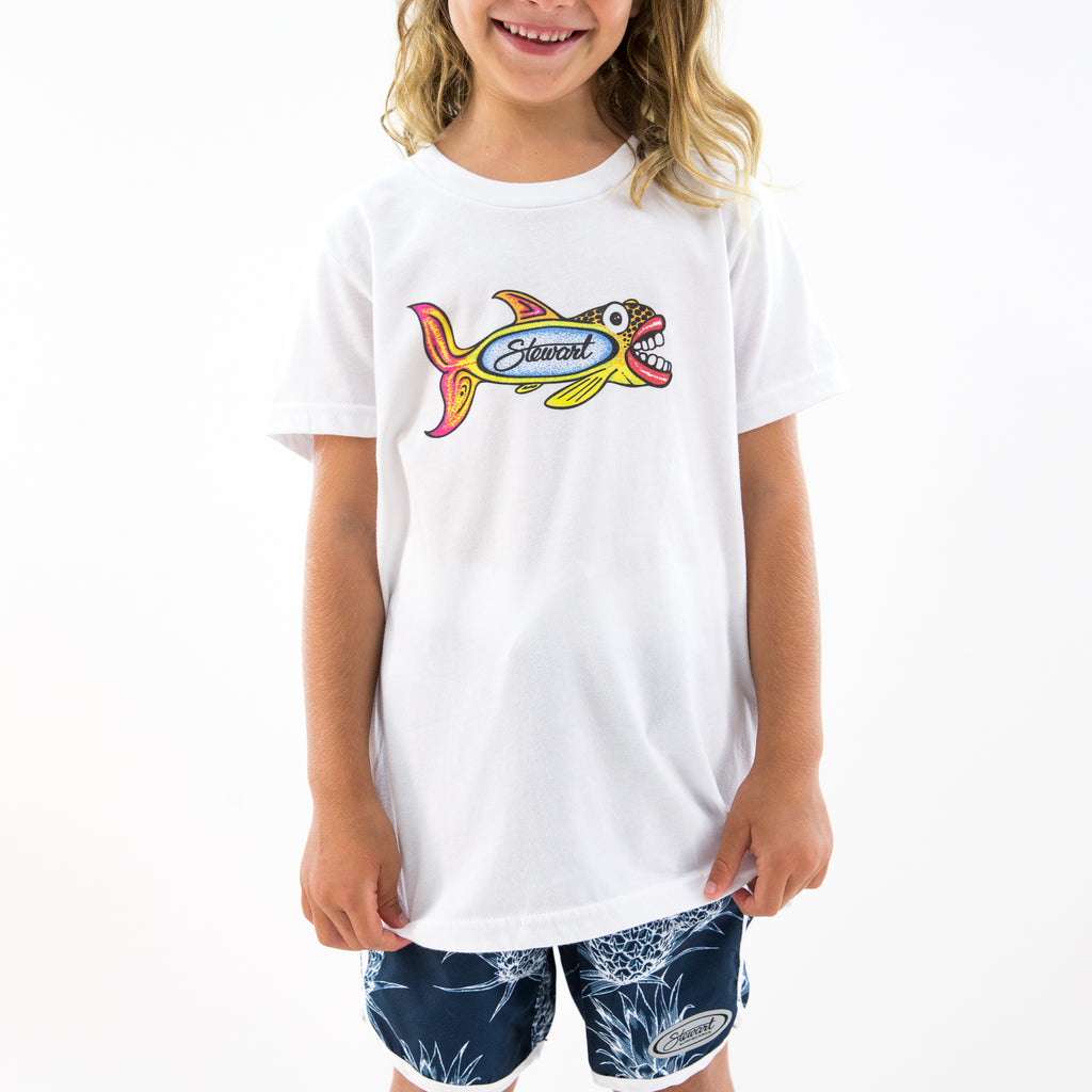 STEWART YOUTH EPIC GUPPY S/S T-SHIRT