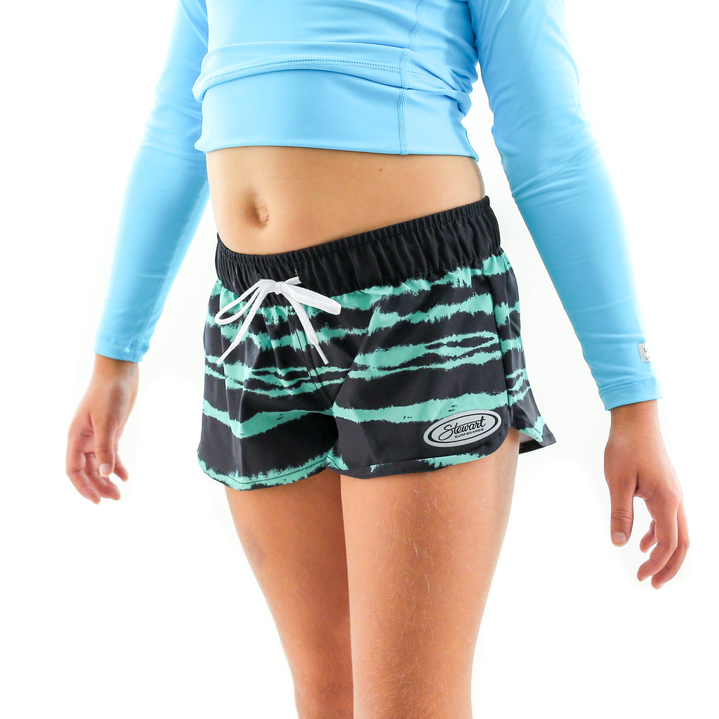 STEWART Surfboards GIRL'S CARMEN BOARDSHORTS