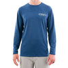 STEWART MEN'S HYBRID L/S TECH SURF SHIRT
