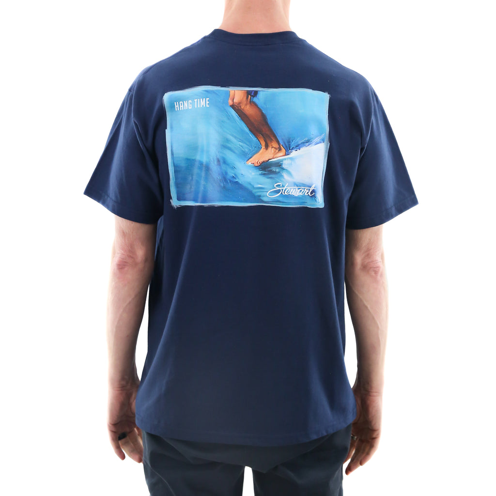 STEWART MEN'S HANG TIME S/S T-SHIRT