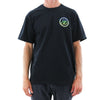 STEWART MEN'S RETRO SS CIRCLE S/S T-SHIRT