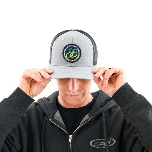 STEWART RETRO SS CIRCLE TRUCKER HAT