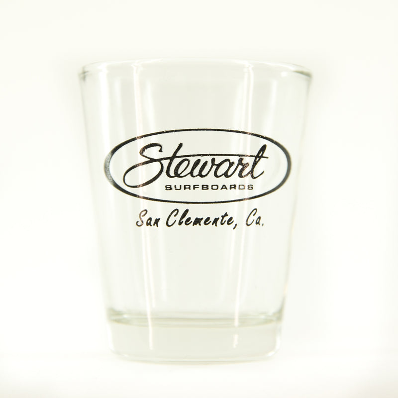 STEWART SHOT GLASS