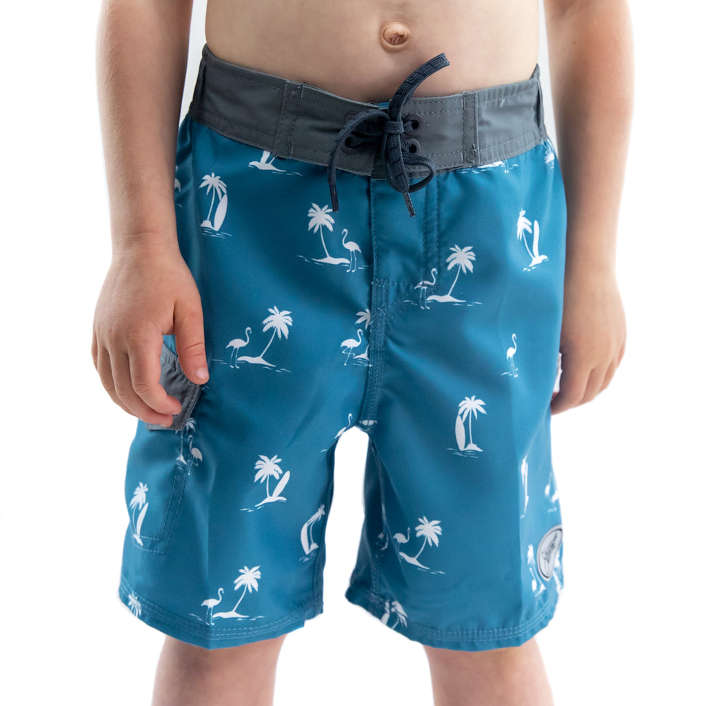 STEWART TODDLER FINN BOARDSHORTS