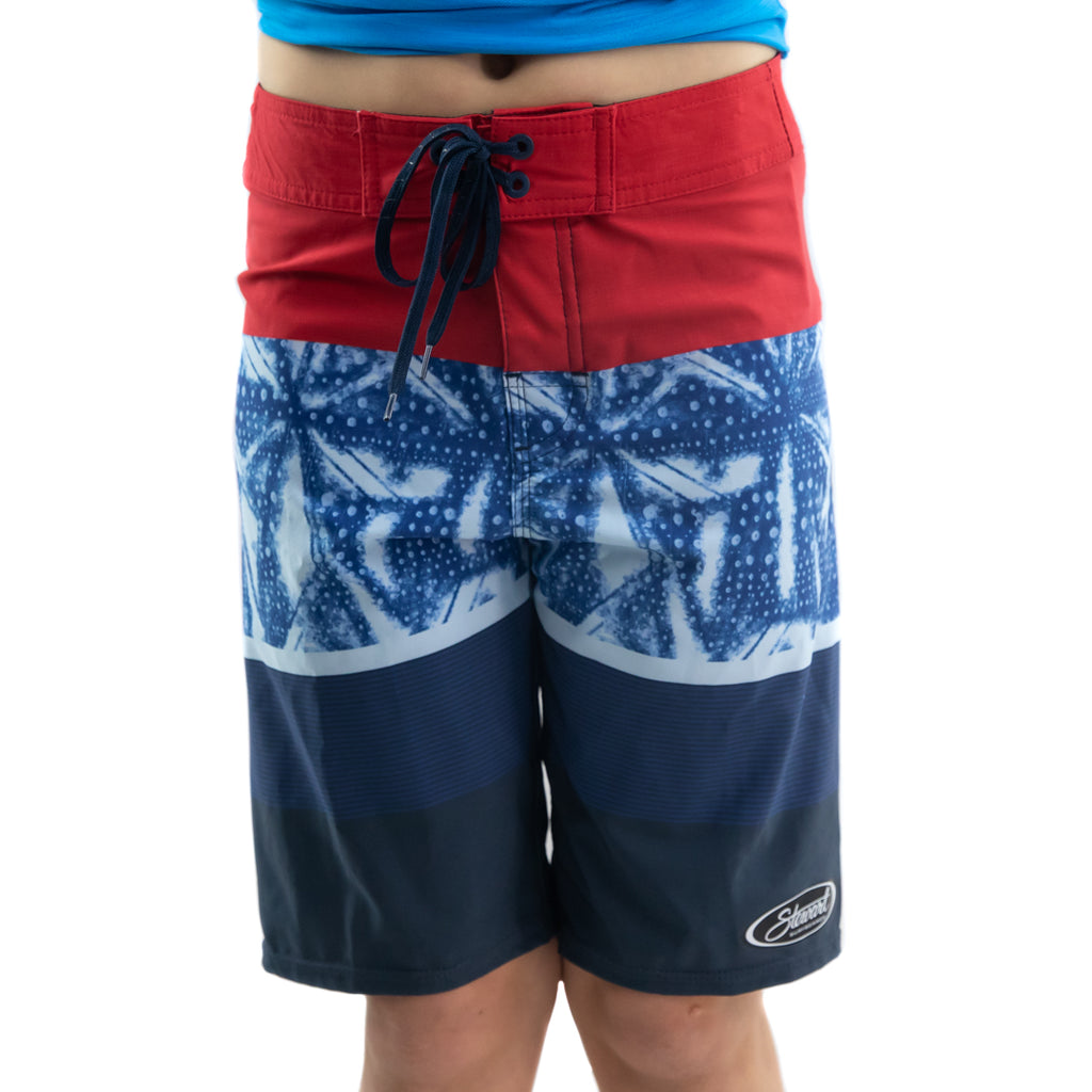 STEWART BOYS TURBO BOARDSHORTS