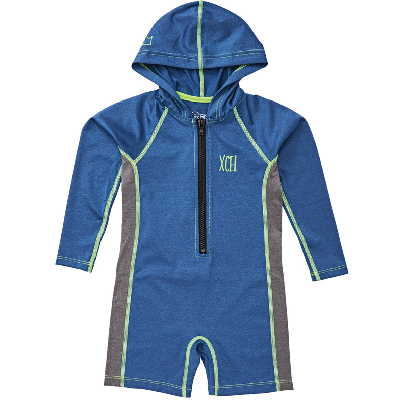 TODDLER PREMIUM STRETCH UNISEX L/S FRONT ZIP HOODIE SPRING SP19