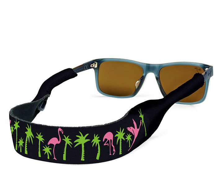 XL CROAKIES - BEACH FLAMINGO