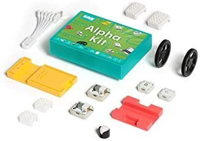 SAM Labs Alpha Kit - Learn to code Software & the Electronics of Hardware- Lesson Plan included