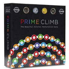 Prime Climb - The Board Game That Teaches Math - The STEM Store - Math