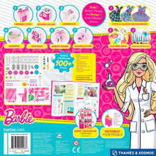 Barbie STEM Kit (with Barbie Scientist Doll)