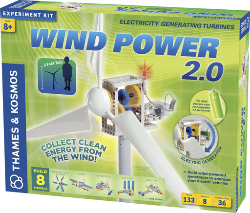 Wind Power 2.0 on sale for $45.86