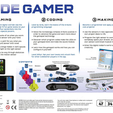 Code Gamer - Computer Science STEM toy