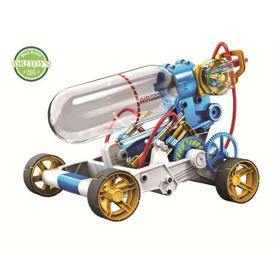 Air Power Racer STEM toy - The STEM Store - Engineering