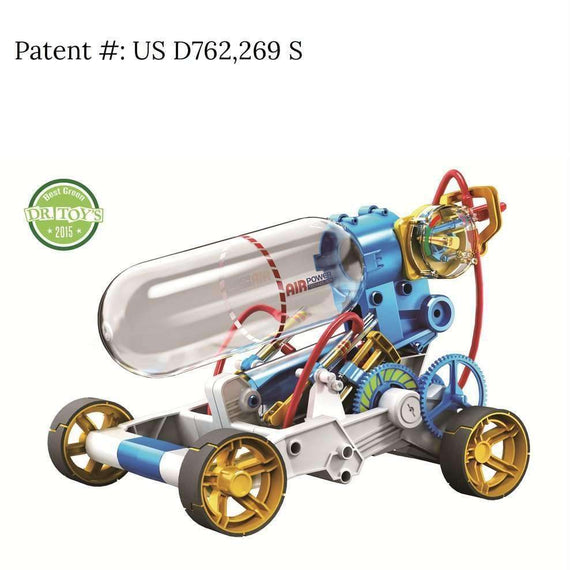 Air Power Racer STEM toy