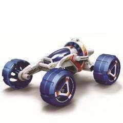 Salt water fuel cell baja runner stem toy