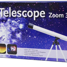 35x-50x 50mm Zoom Terrestrial Telescope
