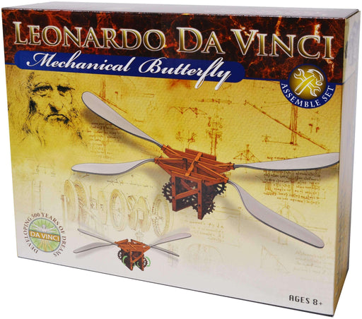 Da Vinci Mechanical Butterfly