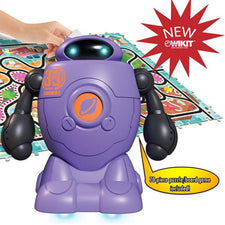 SCRIB - Puzzle, Line Following, and Coding Robot STEM Toy